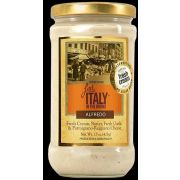 Little Italy In The Bronx Alfredo Sauce, 15 Ounce -- 6 per case