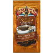 Land O Lakes Cocoa Classics Butterscotch and Chocolate Hot Cocoa Mix, 1.25 Ounce -- 12 per case
