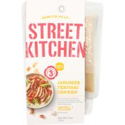 Street Kitchen Teriyaki Japanese Scratch Kit, 9 Ounce -- 4 per case