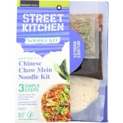 Street Kitchen Chinese Chow Mein Noodle Kit, 11 Ounce -- 4 per case