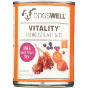 Dogswell Vitality Lamb and Sweet Potato Stew Food for Dog, 13 Ounce -- 12 per case