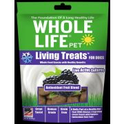 Whole Life Pet Antioxidant Fruit Blend Living Treats for Dogs, 3 Ounce -- 6 per case