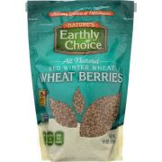 Natures Earthly Choice Wheat Berries, 14 Ounce -- 6 per case