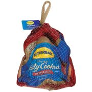 Butterball Turkey, Whole Skin On Baked, 11 Pound -- 4 per case.