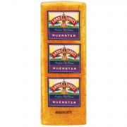 Land O Lakes Muenster Deli Cheese Loaf, 6 Pound -- 2 per case.