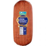 Farmland Gold Medal Smoked Ham and Water, 10/12 Piece -- 2 per case.