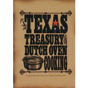Lodge Texas Treasury of Dutch Oven Cookbook -- 7 per case.