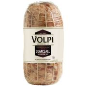 Volpi American Crafted Guanciale Dry Cured Pork - Bulk Vacuum Pack, 64 Ounce -- 2 per case.