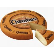 Chaumes French Veritable Cheese Wheel, 4.25 Pound -- 2 per case.