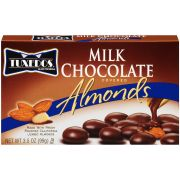 Tuxedos Milk Chocolate Covered Almonds, 3.5 Ounce -- 12 per case.