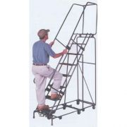 Ballymore Tough All Direction Ladder - 8 Step, 24 x 61 inch -- 1 each.