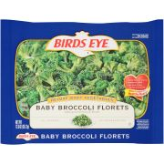 Birds Eye Baby Broccoli Floret, 12.6 Ounce -- 12 per case.