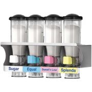 Server Quad Sweet Station Dispenser, 14 Ounce -- 1 each