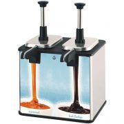 Server Twin EZ-Topper Tall Pouched Topping Warmer with Heated Spout, 120 Volt -- 1 each