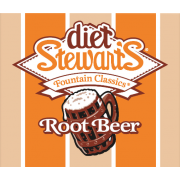 Als Beverage National Brand Stewarts Diet Root Beer - Soft Drink, 2.5 Gallon Bag In Box -- 1 each.