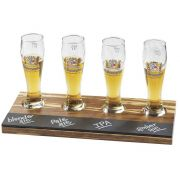 Cal Mil Crushed Bamboo Write On Taster Board, 12 x 6 x .375 inch -- 6 per case.