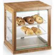Cal Mil Bamboo Frame Bakery Display Case, 21 x 16.25 x 22.5 inch -- 1 each.