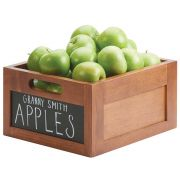 Cal Mil Chalkboard Crate Ice Housing, 13 x 11 x 7 inch -- 1 each.