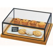 Cal Mil Reclaimed Wood Madera Presentation Case, 20 x 8 x 7.75 inch -- 1 each.