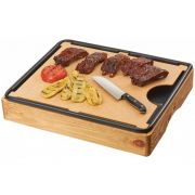 Cal Mil Madera Carving Station, 22.5 x 18.25 x 4.375 inch -- 1 each.