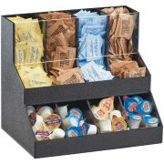 Cal Mil 2 Level Condiment Display, 13 x 9.25 x 11.25 inch -- 1 each.