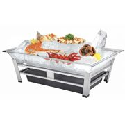 Cal Mil Platinum Large Ultimate Ice Housing Display, 19 x 27 x 10 inch -- 1 each.