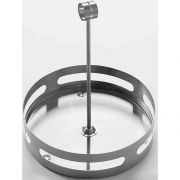 American Metalcraft Stainless Steel Condiment Rack, 7 3/4 inch Dia. -- 12 per case.