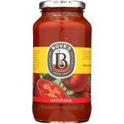 Boves Marinara Pasta Sauce, 24 Ounce -- 6 per case.