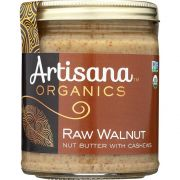 Artisana Organic Raw Walnut Butter, 8 Ounce -- 6 per case.