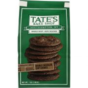 Tates Bake Shop Double Chocolate Chip Cookie, 7 Ounce -- 12 per case.