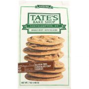 Tates Bake Shop Gluten Free Chocolate Chip Cookie, 7 Ounce -- 12 per case.