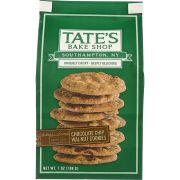 Tates Bake Shop Chocolate Chip Walnut Cookie, 7 Ounce -- 12 per case.