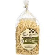 Al Dente Garlic Fettuccine Pasta, 12 Ounce -- 6 per case.