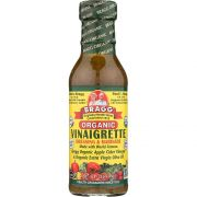 Bragg Organic Healthy Vinaigrette Salad Dressing, 12 Fluid Ounce -- 6 per case.
