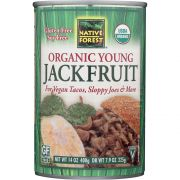 Native Forest Organic Young Jackfruit, 14 Ounce -- 6 per case.