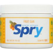 Spry Fresh Fruit Chewing Gum - 100 per pack -- 1 each.