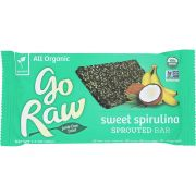 Go Raw Organic Spirulina Sprouted Energy Bar, 1.7 Ounce -- 25 per case.