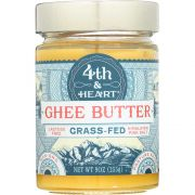 4th and Heart Himalayan Pink Salt Ghee Butter, 9 Ounce -- 6 per case.