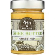 4th and Heart Madagascar Vanilla Bean Ghee Butter, 9 Ounce -- 6 per case.