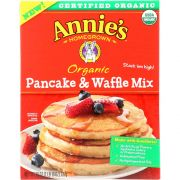 Annies Homegrown Organic Pancake and Waffle Mix, 26 Ounce -- 8 per case.