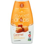 Sweet Leaf Caramel Sweet Drops, 1.7 Ounce -- 1 each.
