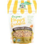Bakery On Main Organic Sprouted Grains and Honey Happy Granola, 11 Ounce -- 6 per case.