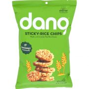 Dang Coconut Crunch Sticky Rice Chips, 3.5 Ounce -- 12 per case