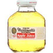 Martinellis Apple Juice, 10 ounce -- 24 Per Case.