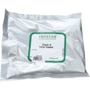Frontier Herb Cream of Tartar Powder, 16 Ounce -- 6 per case