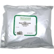 Frontier Herb Tellicherry Grade Whole Black Peppercorn, 16 Ounce -- 3 per case