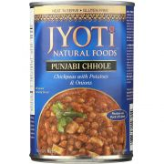 Chhole, Spicy Chickpeas - 15 ounce  -- 12 per case.
