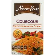 Near East Cous Med Curry - 5.7 Oz Pack -- 12 Case
