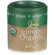 Simply Organic Ground Ginger, 0.42 Ounce -- 6 per case.