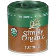 Simply Organic Ground Turmeric, 1.06 Ounce -- 6 per case.